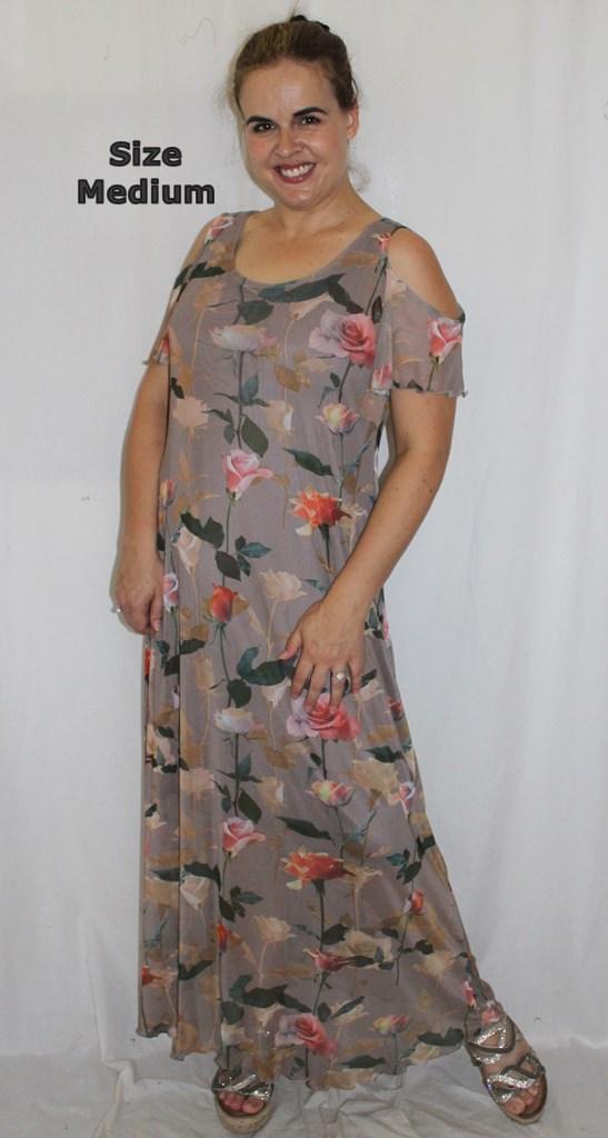 Medium Mesh Dress